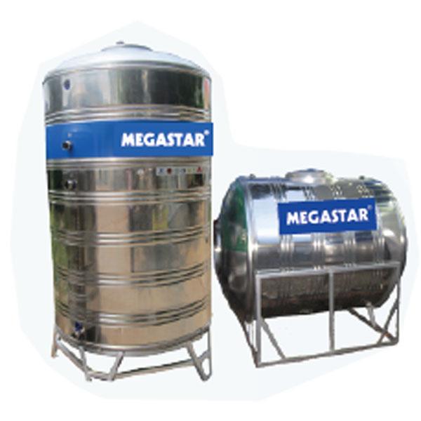 Bồn nước lạnh (bồn nước inox) MEGASTAR