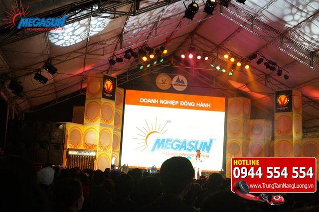 Megasun vinh dự được người tiêu dùng bình chọn là Hàng Việt Nam chất lượng cao năm 2015