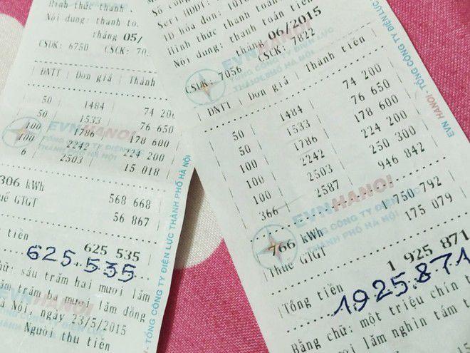 xem hóa đơn điện online - congkhoahoc.com