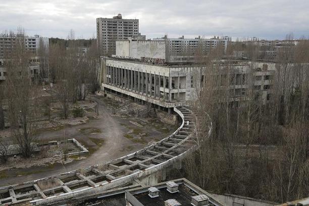 Vùng thảm họa Chernobyl sẽ thành trang trại năng lượng mặt trời