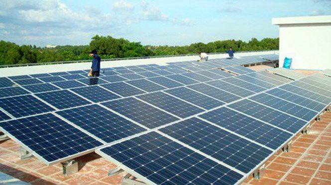 Đắk Nông chuẩn bị xây dựng nhà máy điện mặt trời - Ảnh minh họa: Mai Vọng