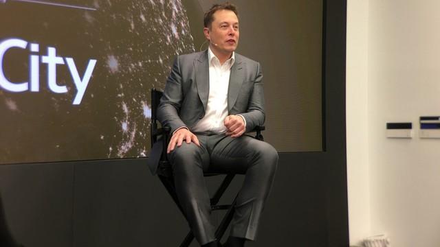 Tỷ phú Elon Musk thực sự muốn chinh phục Sao Hỏa.