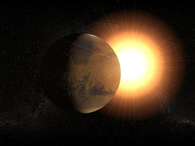 Mặt Trời nhân tạo sẽ giúp làm ấm Sao Hỏa.