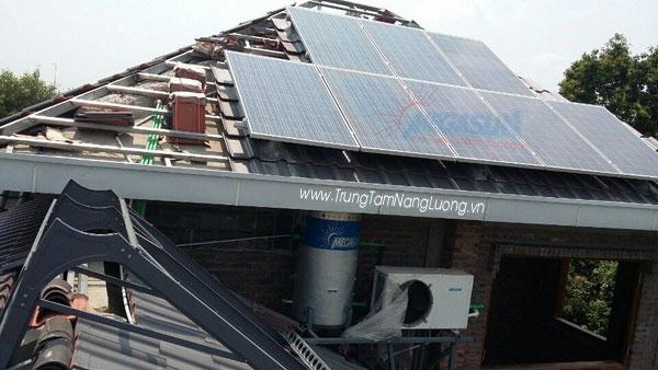 Giải pháp tổng thể ứng dụng năng lượng mặt trời của Megasun