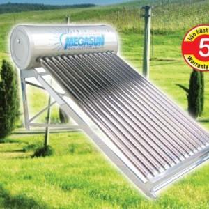bình nước nóng năng lượng mặt trời, bồn inox cao cấp, bình nước nóng lạnh, pin năng lượng, bình lọc nước