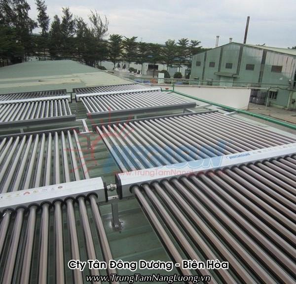 Hệ thống máy nước nóng tại Công ty Tân Đông Dương – Biên Hòa, Đồng Nai