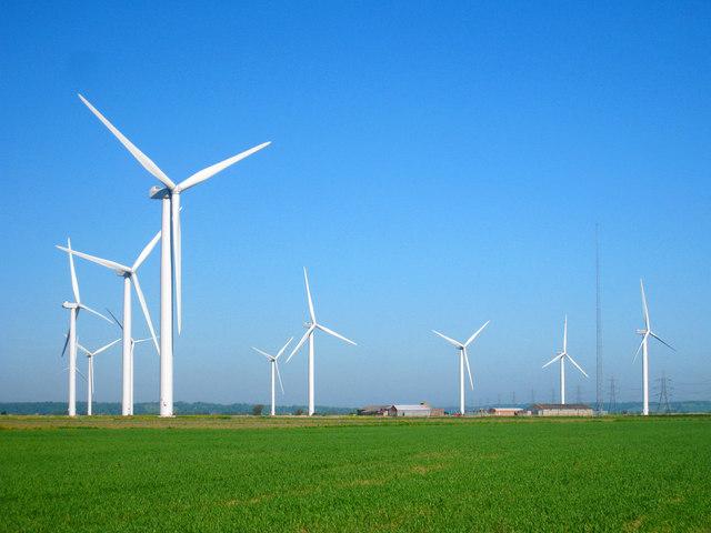 Năng lượng gió thực tế là năng lượng mặt trời