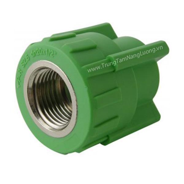 Nối ren trong ống nhựa hàn nhiệt PPR MEGASUN