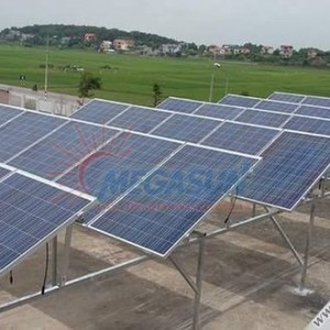 Sử dụng tấm pin năng lượng mặt trời