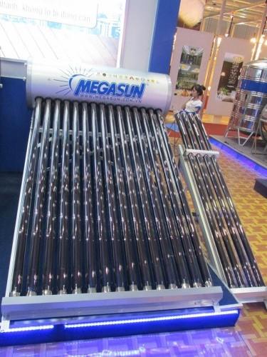 máy nước nóng năng lượng mặt trời, bình nóng lạnh, pin năng lượng mặt trời, bình năng lượng mặt trời, bồn inox cao cấp