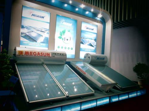 máy nước nóng năng lượng mặt trời, bồn inox cao cấp, bình nước nóng lạnh, máy tấm phẳng, máy nước nóng
