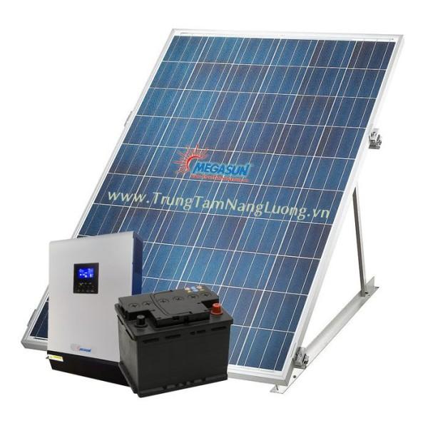 Hệ thống điện năng lượng mặt trời MEGASUN MGS